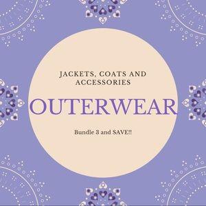Jackets & Blazers - OUTWEAR